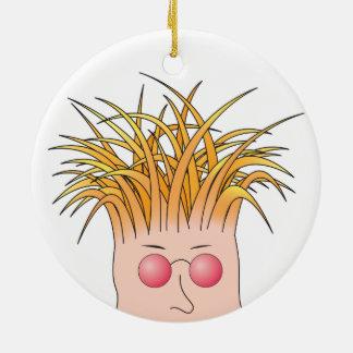 Bedhead Bob Holiday Ornament