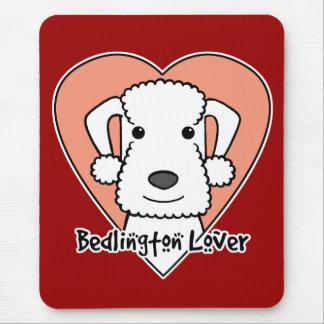 Bedlington Lover Mouse Pad