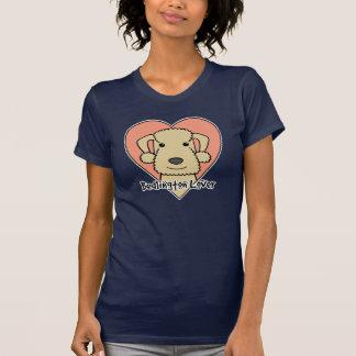 Bedlington Lover T-Shirt