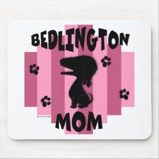 Bedlington Mom Mousepad