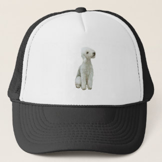 Bedlington Terrier (A) Trucker Hat