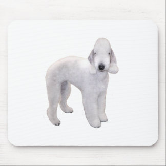 Bedlington Terrier (B) Mouse Pad