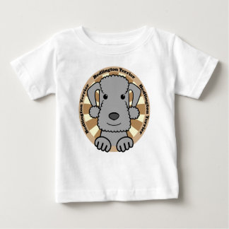 Bedlington Terrier Baby T-Shirt