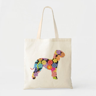 Bedlington Terrier Budget Tote Bag