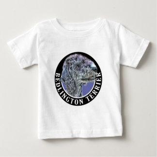 Bedlington Terrier Dog 002 Baby T-Shirt