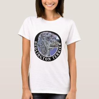 Bedlington Terrier Dog 002 T-Shirt