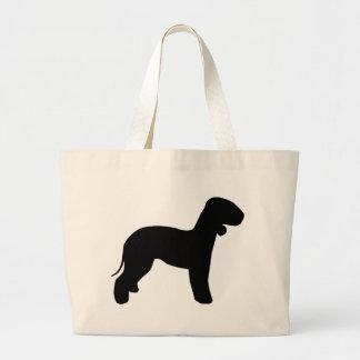 BedlingtonTerrier Gear Jumbo Tote Bag