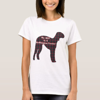 Bedlington Terrier Lovers Gifts T-Shirt