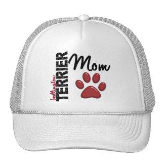 Bedlington Terrier Mom 2 Cap