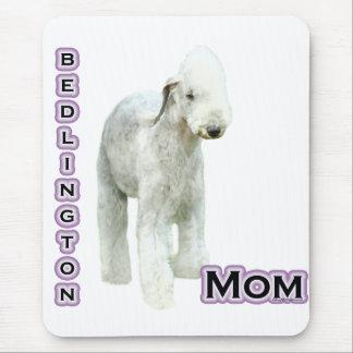 Bedlington Terrier Mom 4 Mouse Pad