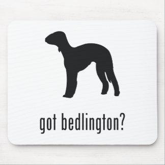 Bedlington Terrier Mouse Pads