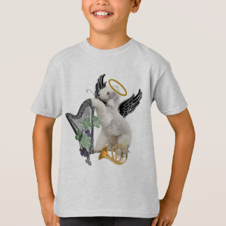 Bedlington Terrier Perfect Angel T-Shirt