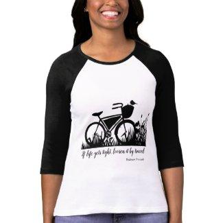 Bedouin Travel Proverb T-shirt