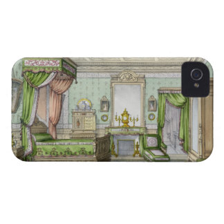 Bedroom in the Renaissance style (colour litho) Case-Mate iPhone 4 Case