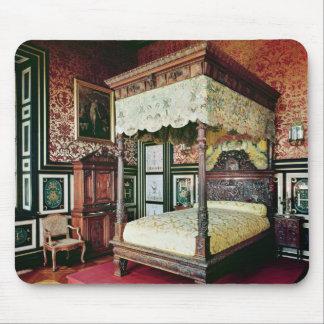 Bedroom of Henri II  and Diane de Poitiers Mouse Pad