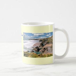 Bedruthan Steps, Cornwall Coffee Mug