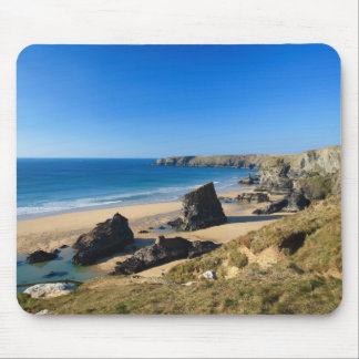 Bedruthan Steps Mouse Pad