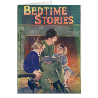 Bedtime Stories Card