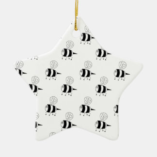 bee 2 bee christmas ornament
