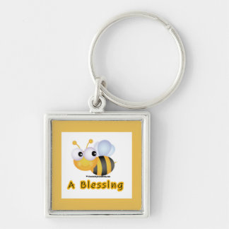 BEE A Blessing Keychain