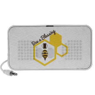 Bee A Blessing Travelling Speaker