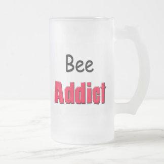 Bee Addict Coffee Mugs