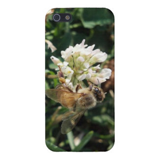 Bee and Clover Case For The iPhone 5
