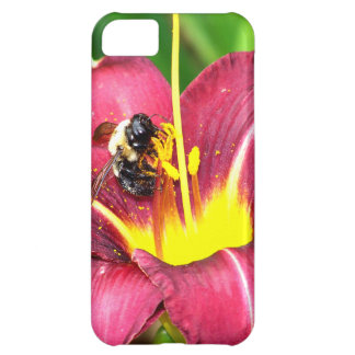 Bee and Daylily iPhone 5C Case