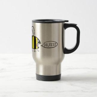 Bee-ast the Bee - Travel Mug