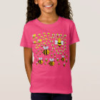 Bee-Awesome! 100th-Day (or Spelling Bee!) Tshirt