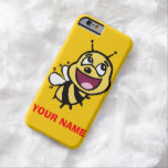Bee Awesome Barely There iPhone 6 Case
