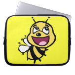 Bee Awesome Computer Sleeve