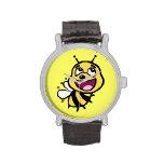 Bee Awesome Wristwatch