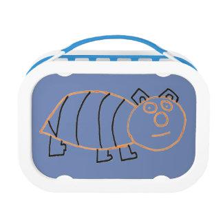 Bee Bear Yubo Lunchbox