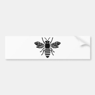 bee bee wasp wasp hummel insect fly honey bumper sticker
