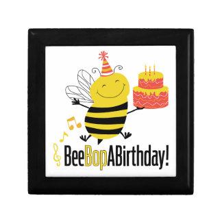 Bee Bop A Birthday Gift Box
