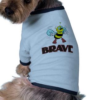 BEE BRAVE DOGGIE TEE