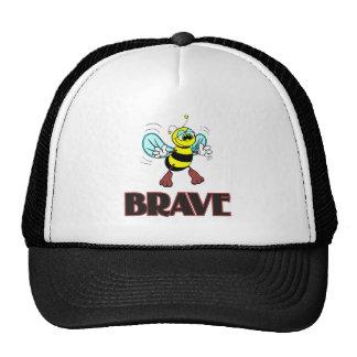 BEE BRAVE HATS