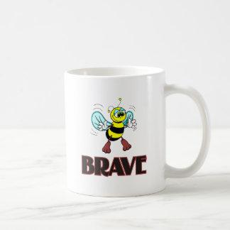 BEE BRAVE MUG