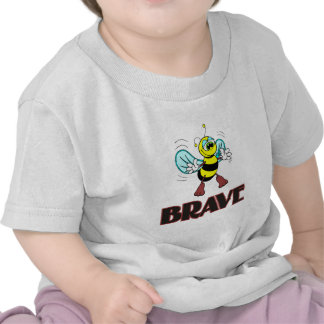 BEE BRAVE TEE SHIRT
