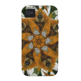 Bee busy vibe iPhone 4 cases