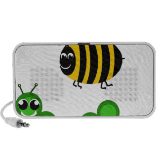 Bee Buzz Travelling Speakers
