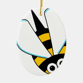Bee Christmas Ornament