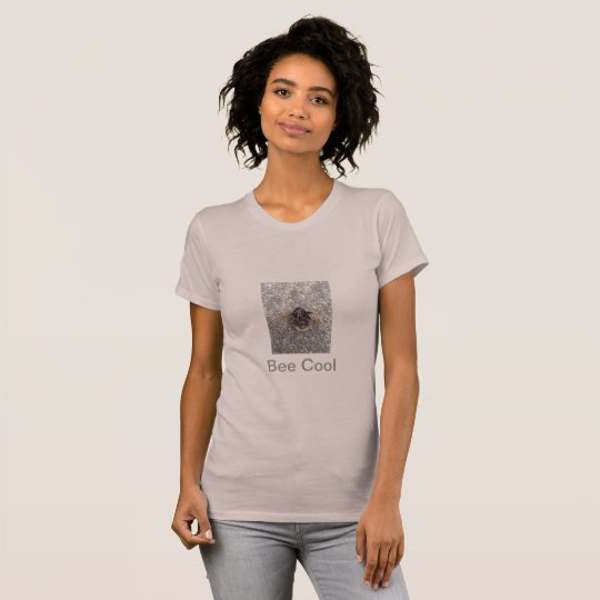 Bee cool fashion T shirt