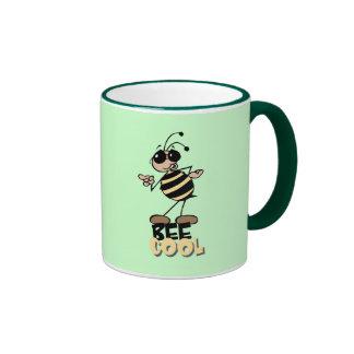 Bee Cool - Word Play Coffee Mugs