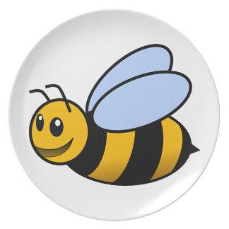 Bee - cute plates