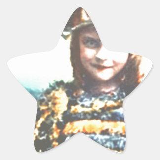 Bee Cute Star Sticker
