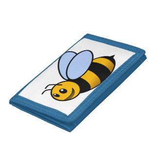 Bee - cute tri-fold wallets