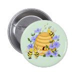 Bee Dance Button