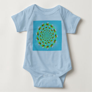 Bee Delight Baby Baby Bodysuit